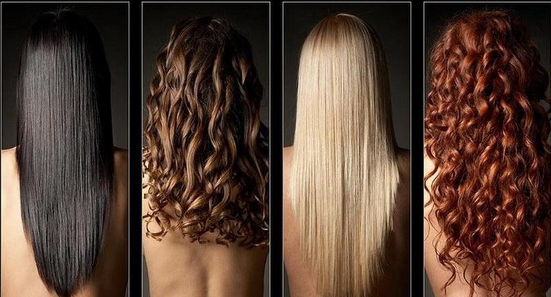 Как определить тип волос