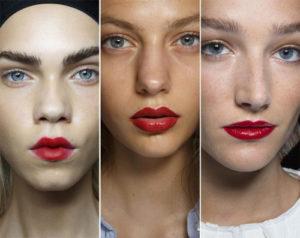 Модный макияж весна лето 2019