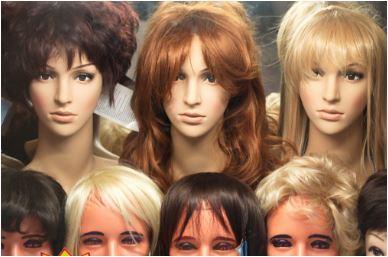 Виртуальная примерочная париков
