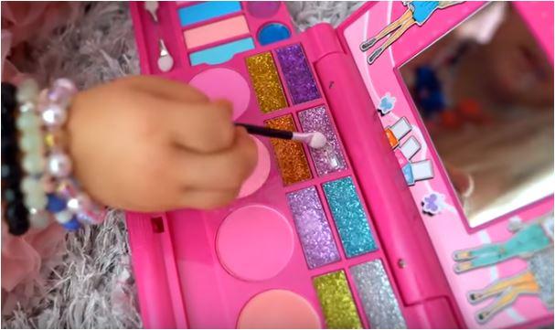 детский макияж-грим
