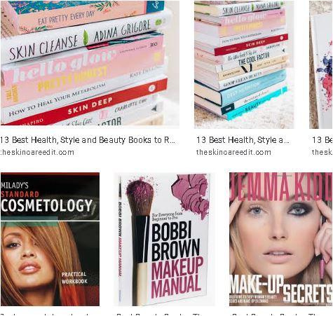 Книги по красоте